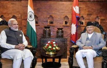 'Maps accurate': India to Nepal amid row over new map