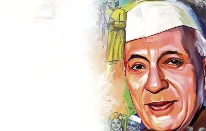 Jawaharlal Nehru: Architect of modern India