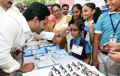 Preparing next generation for competitive world through English medium primary schools, says Andhra CM