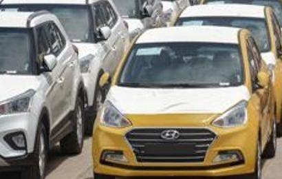 Passenger vehicle sales rise marginally in October