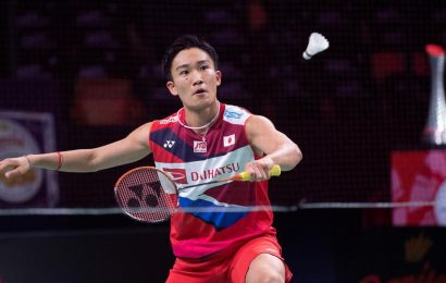 Kento Momota defends China Open crown for 10th title of 2019