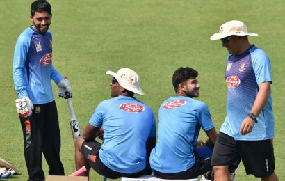 India vs Bangladesh:'Ball's halo effect could make it difficult to pick under lights' – Vettori & Saha address pink ball challenges