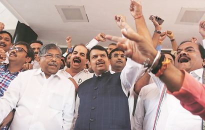 Maharashtra: Cong's Patole in Speaker contest with BJP's Kathore