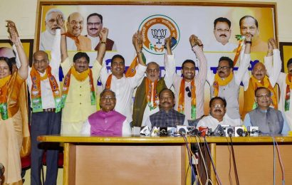 Will the ruling party be able to repeat Lok Sabha show?
