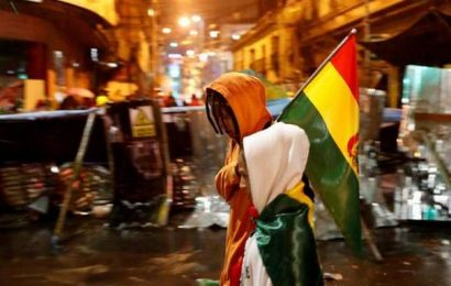 Top news photos: Bolivian President Evo Morales' resignation, Hong Kong protests, and more