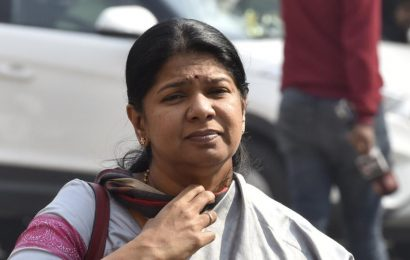 Is Kanimozhi being sidelined within DMK by Stalin?