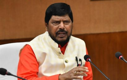Fadnavis wouldn't have quit had he got more time to prove majority: Ramdas Athawale