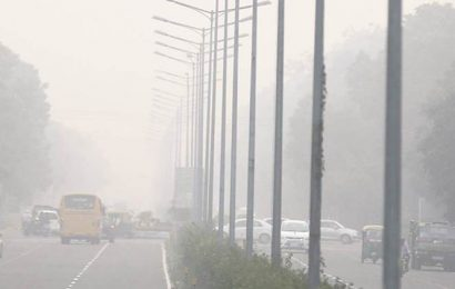 Chandigarh air quality dips to 'poor' level