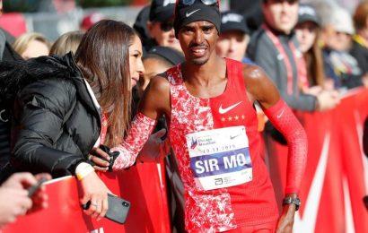 Mo Farah back on track for 10,000m target at Tokyo Games