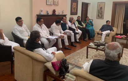 Govt formation Highlights: 'Will give Maharashtra a stable govt soon,' says Prithviraj Chavan after Cong-NCP meet