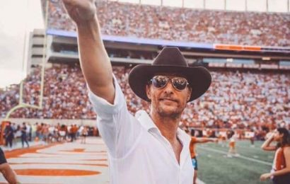 Matthew McConaughey recounts his near-fatal incident with a brown snake   Bollywood Life