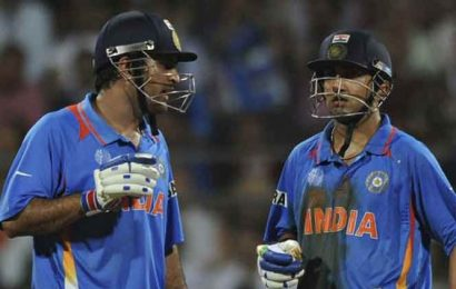 Gautam Gambhir blames MS Dhoni for missing his century in 2011 World Cup final