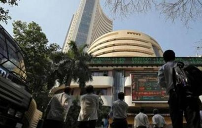 Sensex opens on positive note on Wednesday