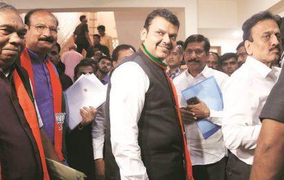 Political stability must in Maharashtra: Devendra Fadnavis