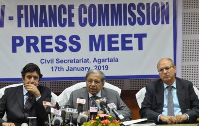 Cabinet extends term of 15th Finance Commission