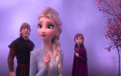 'Frozen 2' review: Bringing back that warm, fuzzy feeling