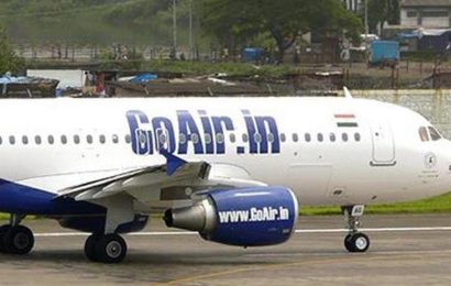 Close shave for GoAir passengers as plane lands outside runway at Bengaluru