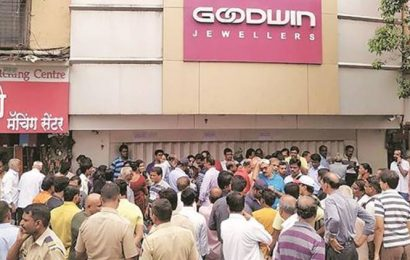 Goodwin Jewellers case: 2 penthouses of accused sealed, car seized by cops