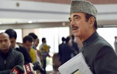 Curbs in J&K: Should govt have waited for riots to begin, SC asks Azad