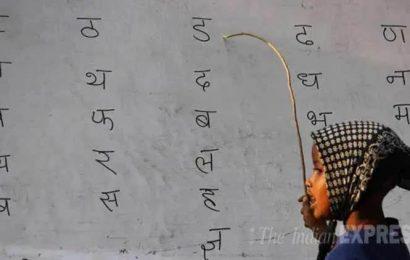 No proposal to make Hindi main language: Govt