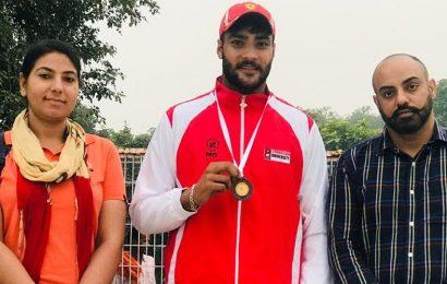 All India Inter-university Cycling Championship: Ludhiana's Harsimranjit Singh wins bronze