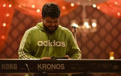 I am a one-man army, says composer SS Thaman