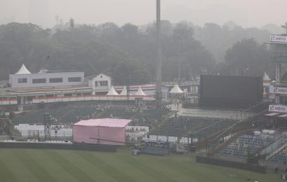 India vs Bangladesh: DDCA uses water tankers to settle dust ahead of 1st T20I