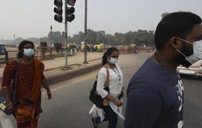 Delhi's air severe again, may hit emergency level