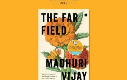 Madhuri Vijay's debut novel 'The Far Field' wins 2019 JCB prize for Literature