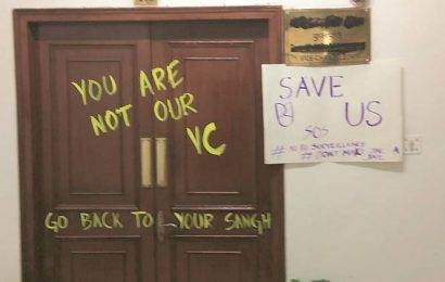 JNU Executive Council meet shrouded in mystery, confusion