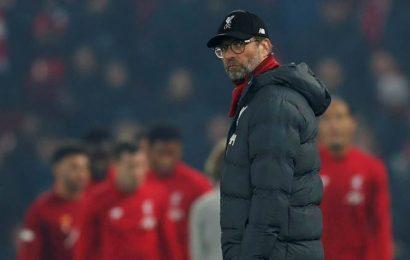 Liverpool must be brave against Manchester City, says Jurgen Klopp
