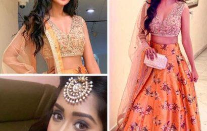 लंहगा पहनकर Yeh Rishta Kya Kehlata Hai फेम कांची सिंह ने करवाया फोटोशूट, क्या जल्द ही बजने वाली है शहनाई ?
