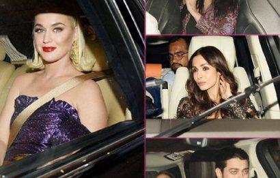 Karan Johar ने Katy Perry की शान में किया भव्य पार्टी का आयोजन, हॉलीवुड स्टार की एक झलक देखने उमड़ा बॉलीवुड