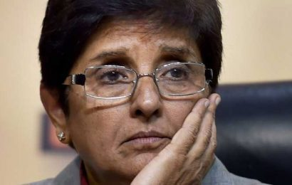Kiran Bedi 'appears to be sister of Hitler', BP shoots up every time she returns a file: Puducherry CM