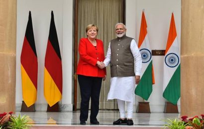 India and Germany sign 17 MoUs, vow to combat terror and climate change