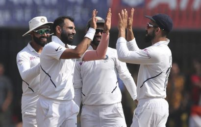 India vs Bangladesh: They move it in, they move it out, they light up Indore