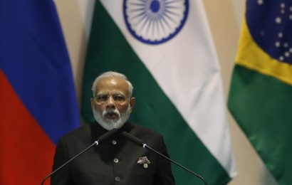 PM Modi bats for boosting intra-BRICS trade to $500 billion