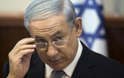 Israel's Benjamin Netanyahu charged in corruption cases