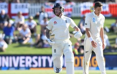 New Zealand pace attack restricts England on even first day