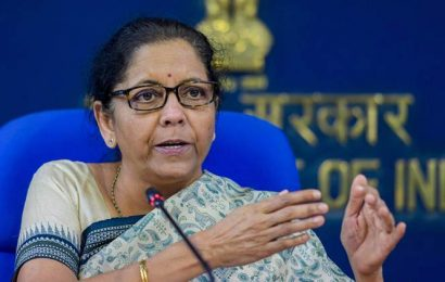 Sitharaman: Cabinet nod to strategic disinvestment of BPCL, 4 other PSUs