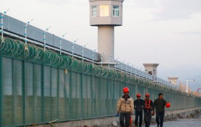 China's mass surveillance system flags Uighurs for detention camps