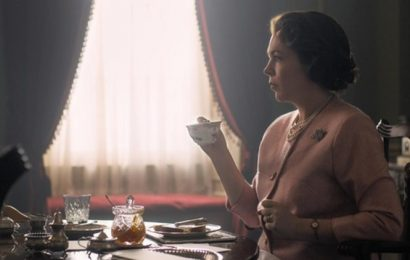 Olivia Colman on working with Gillian Anderson on The Crown: She is brilliant