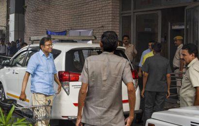 No need to admit P Chidambaram to hospital, medical board tells high court