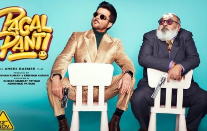 Pagalpanti movie review: This Anees Bazmee film is a mess
