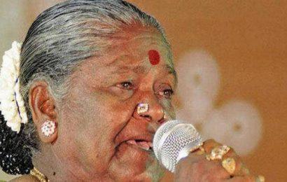 Hospitalisation stirs up false news on Paravai Muniyamma's health