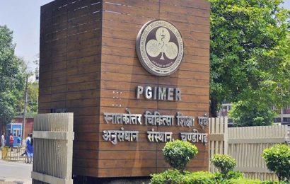 PU-PGIMER underpass not viable, overpass an option: Study