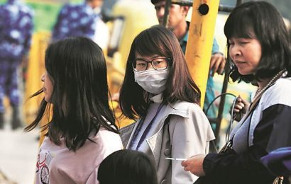 Four-day spell of severe pollution ends — for now: A 'very poor' sigh of relief for capital