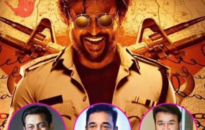 Whoa! Salman Khan, Kamal Haasan and Mohanlal to unveil the motion poster of Thalaivar Rajinikanth's Darbar | Bollywood Life