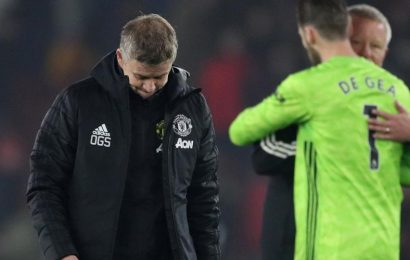 Manchester United pegged back by Sheffield United after dramatic comeback