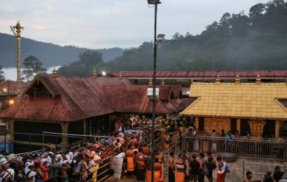 'Organised acts of resistance to thwart… must be put down firmly':SCreviews 2018 Sabarimala judgment